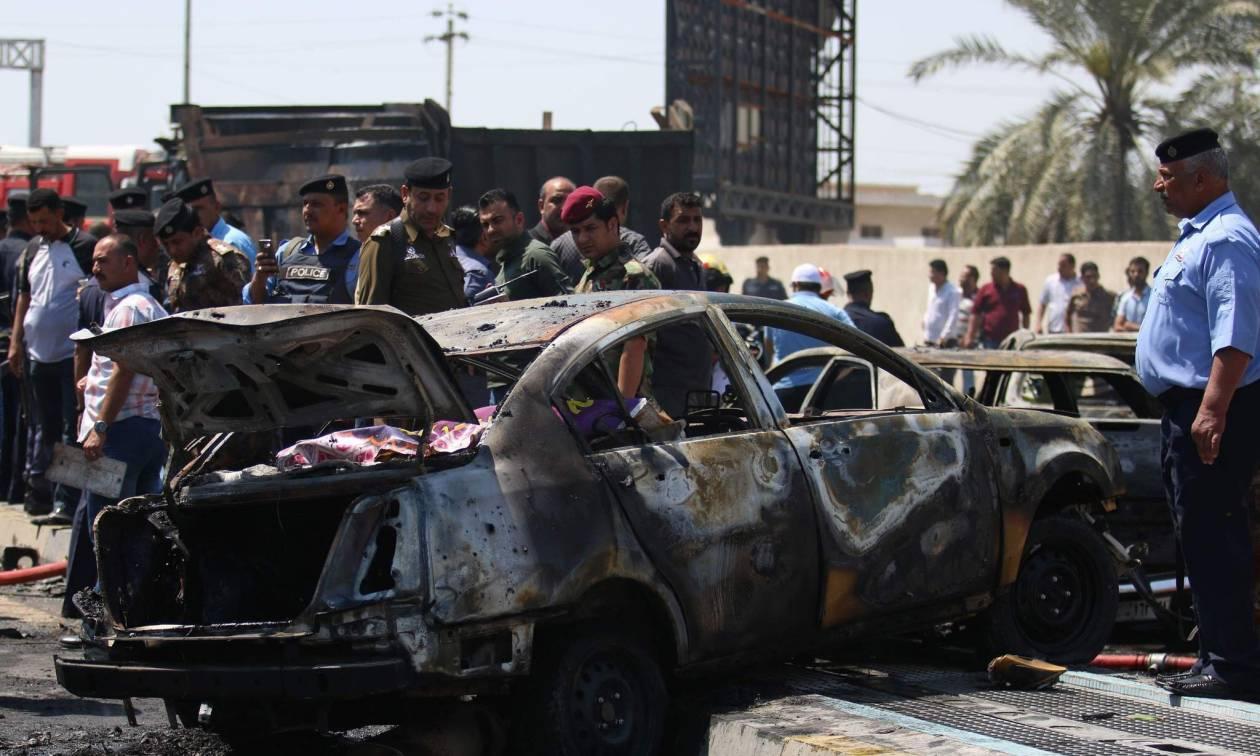 Ιράκ: Οκτώ νεκροί από επίθεση έξι καμικάζι αυτοκτονίας στην Κερμπάλα