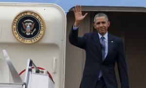 Επίσκεψη Ομπάμα: Αυτή είναι η πιθανή ώρα άφιξής του στην Αθήνα - Θρίλερ με το πρόγραμμά του
