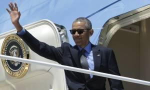 Επίσκεψη Ομπάμα: Τι ώρα θα προσγειωθεί το Air Force One στην Αθήνα