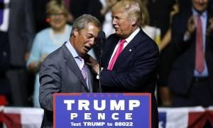 Βρετανία: «Ευκαιρία για την ΕΕ η εκλογή Τραμπ»