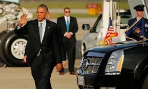 Επίσκεψη Ομπάμα: Οι 40 πράκτορες και ο δορυφορικός έλεγχος της Αθήνας (vid)