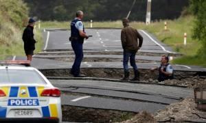 Σεισμός Νέα Ζηλανδία: Απομακρύνονται 1.200 εγκλωβισμένοι τουρίστες