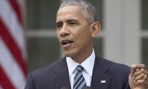Νωρίτερα στην Αθήνα ο Μπαράκ Ομπάμα
