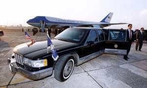 Eπίσκεψη Ομπάμα: Τo «Air Force One» από μέσα (vid)