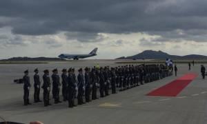 Επίσκεψη Ομπάμα Live: «Καρέ - καρέ» η άφιξη του Προέδρου των ΗΠΑ στην Αθήνα (photo-video)