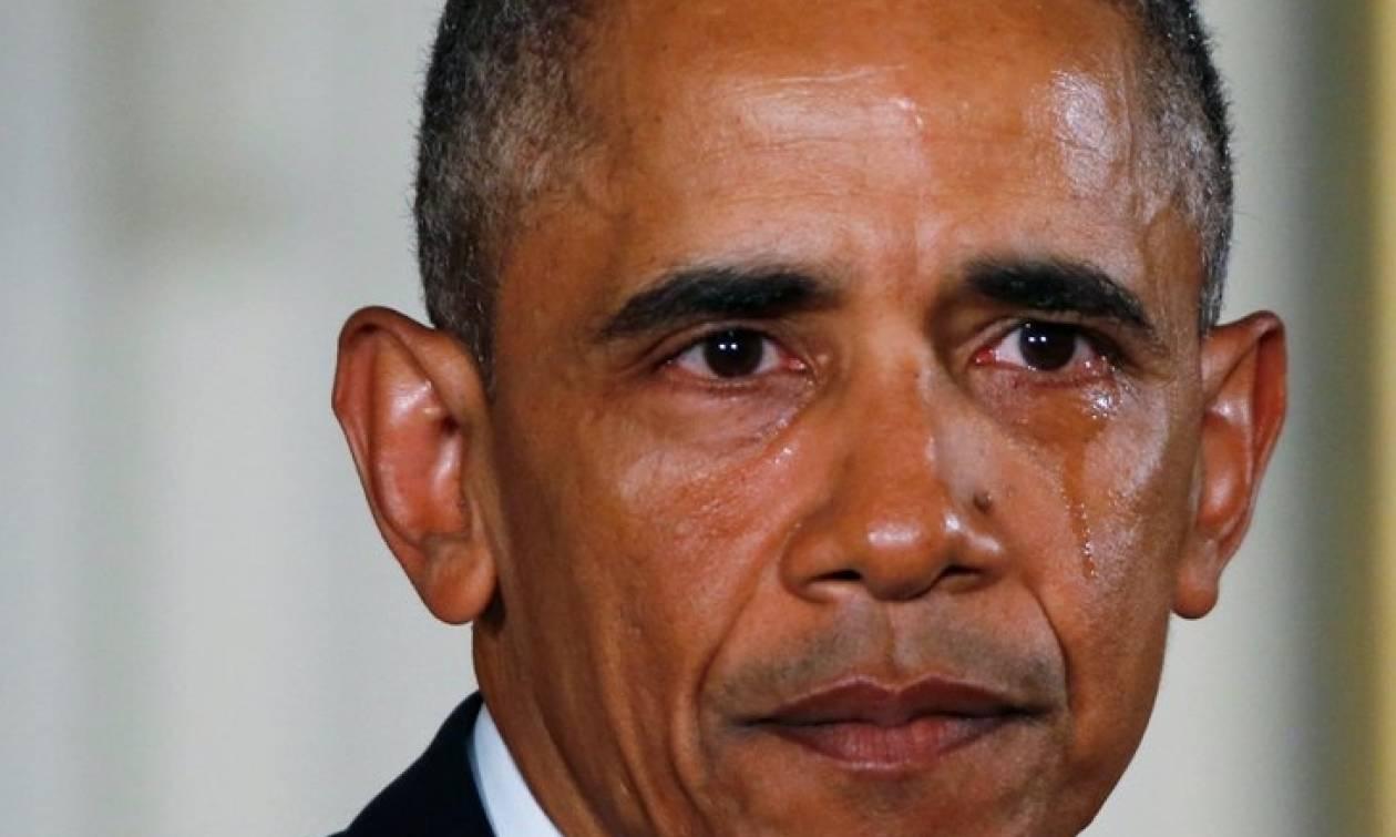 Ο Ομπάμα στην Αθήνα: «Κλαίει» όλο το ίντερνετ με μια φωτογραφία...