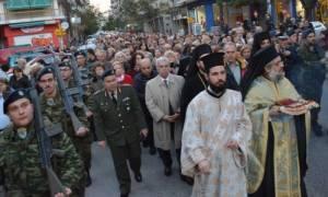 Μέχρι 21 Νοεμβρίου η θαυματουργή Εσθήτα της Παναγίας στην Θεσσαλονίκη