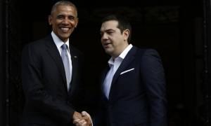 Ομπάμα σε Τσίπρα: Θα πρέπει να υπάρξει ελάφρυνση του χρέους