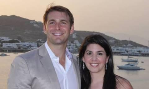 Το ζευγάρι Ομογενών που γνωρίστηκε στα τυφλά...και έγραψε για το γάμο τους η NY Times.