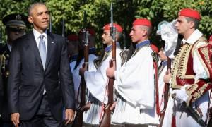 Επίσκεψη Ομπάμα: Μοίρασε συμπόνια και στοργή στους Έλληνες