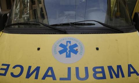 Σοκ στη Λάρισα: 17χρονη έπεσε από τον 3ο όροφο πολυκατοικίας