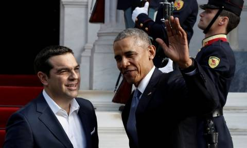 Το… καλησπέρα του Ομπάμα στα ελληνικά! (video)