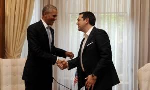 «Πάρτι» στο twitter από τον ενικό του Τσίπρα στον Ομπάμα (video)