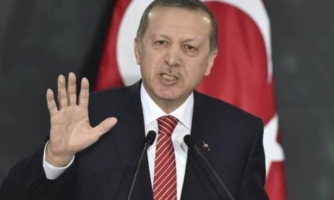 Ερντογάν: Η Τουρκία συνεχίζει να στηρίζει τις διαπραγματεύσεις στο Κυπριακό