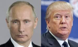 Νέος πρόεδρος ΗΠΑ: Πότε θα συναντηθούν Τραμπ και Πούτιν