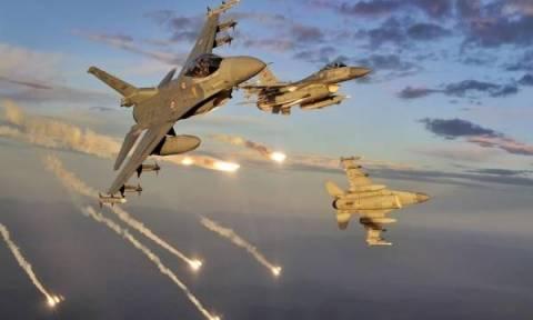 Νέα πρόκληση των Τούρκων με εμπλοκή και ελληνικών μαχητικών στο Αιγαίο
