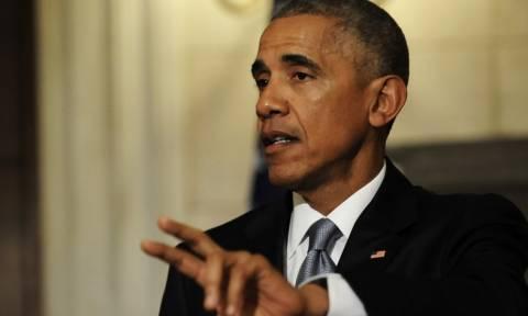 Ο Ομπάμα στο Προεδρικό Μέγαρο: «Θα είμαστε πάντα αδέρφια των Ελλήνων»
