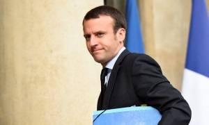 O Εμανουέλ Μακρόν για την προεδρία της Γαλλίας