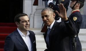 Επίσκεψη Ομπάμα: Ούτε λέξη για τα Ελληνοτουρκικά – «Κρεβατομουρμούρα» για τη Ρωσία