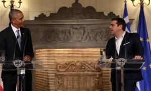 Ομπάμα: Εξέφρασε την ελπίδα ότι είναι εφικτή μια διαρκής λύση του Κυπριακού
