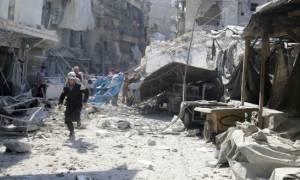 Συρία: Αεροπορικές επιδρομές του καθεστώτος Άσαντ με στόχο το Χαλέπι