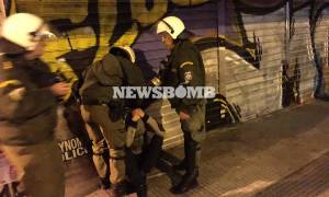 Επίσκεψη Ομπάμα: Συλλήψεις μετά τα επεισόδια στο κέντρο της Αθήνας
