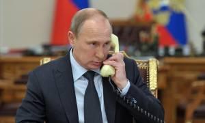 Путин обсудил с Назарбаевым ситуацию в Сирии и согласовал график предстоящих контактов