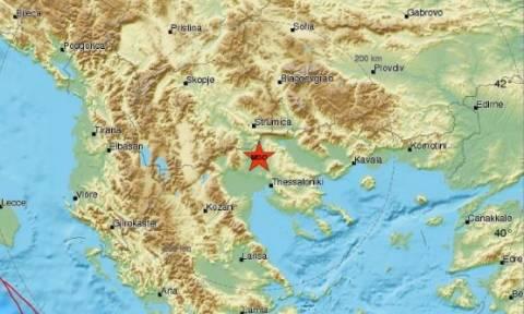 Σεισμός «ταρακούνησε» το Κιλκίς