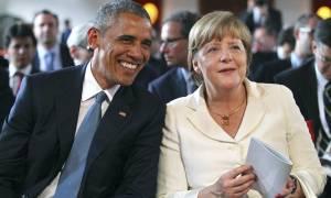 """Επίσκεψη Ομπάμα Αθήνα - «Χαστούκι» της Μέρκελ σε Τσίπρα - Ομπάμα: «Ξεχάστε το """"κούρεμα"""" του χρέους»"""