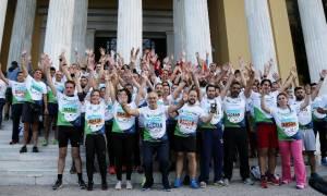 Ρεκόρ συμμετοχών εργαζόμενων του Ομίλου ΟΤΕ στον 34ο Αυθεντικό Μαραθώνιο για καλό σκοπό