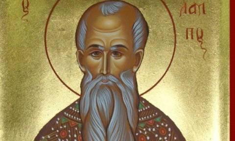 Το Λείψανο του Αγ. Χαραλάμπους από το Άγιο Όρος στην Αγ. Τριάδα Νέας Κηφισίας