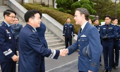 Πολεμική Αεροπορία: Συμμετοχή της Σχολής Ικάρων στην Διεθνή Εβδομάδα Στρατιωτικών Ακαδημιών (pics)
