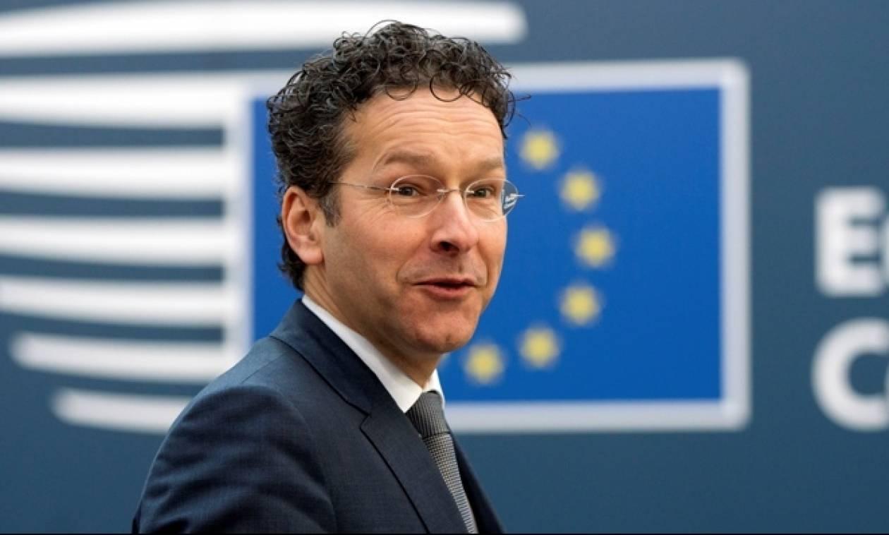 Ντάισελμπλουμ: Το Δεκέμβριο ξεκινά η συζήτηση για το χρέος