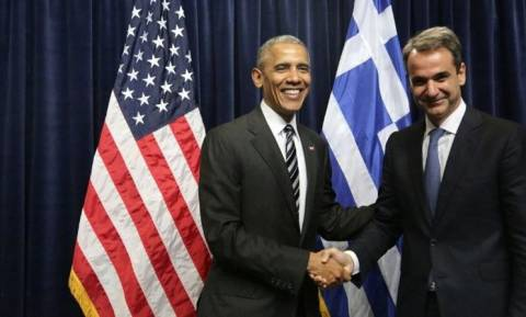 Η αντίδραση της κυβέρνησης για τη συνάντηση του Ομπάμα με τον Μητσοτάκη (video)