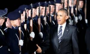 Έφτασε στη Γερμανία ο Μπαράκ Ομπάμα - Το πρόγραμμά του στο Βερολίνο (pics)