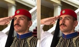 Επίσκεψη Ομπάμα στην Αθήνα: Ο Τσολιάς και η χορωδία που εντυπωσίασε τον Ομπάμα! (pics&vid)