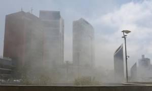 Τραγωδία στο Περού: Τρεις νεκροί από πυρκαγιά σε εμπορικό κέντρο (pics)