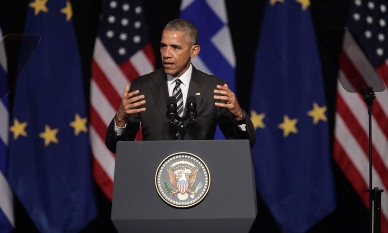 Ύμνοι του διεθνούς Τύπου για την ιστορική ομιλία Ομπάμα στην Αθήνα
