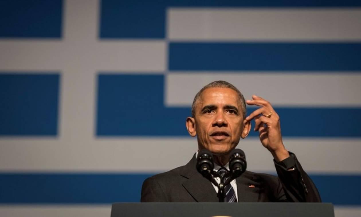 Ο Ομπάμα στην Αθήνα: Η αναπάντεχη έκπληξη μέσα στο Air Force One - Τι περίμενε τον Ομπάμα