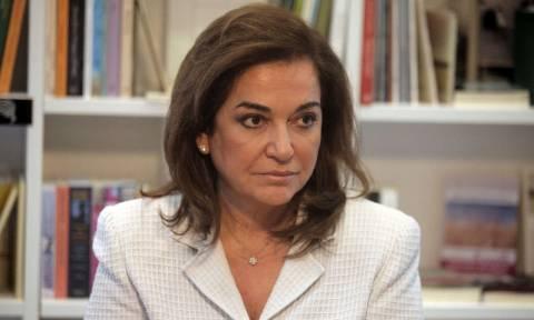 Χρέος: «Κεραυνοί» Μπακογιάννη για τη δήλωση Σόιμπλε