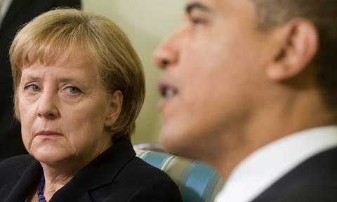 Ο Ομπάμα στο Βερολίνο: Το μόνο χατίρι που θα του χαλάσει η Μέρκελ είναι η Ελλάδα
