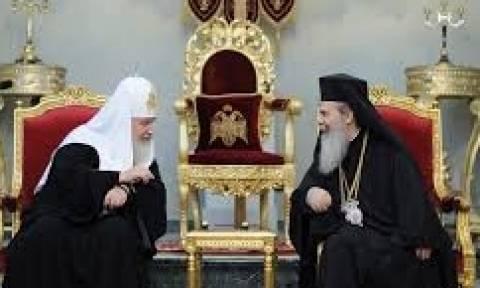 Στη Ρωσία ο Πατριάρχης Ιεροσολύμων
