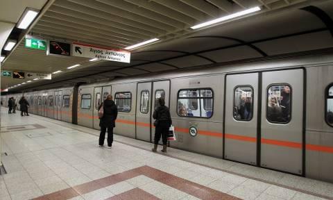 Έκλεισαν οι σταθμοί του Μετρό «Σύνταγμα», «Πανεπιστήμιο» και «Ευαγγελισμός»