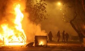 Επεισόδια Πολυτεχνείο: Αποπνικτική η ατμόσφαιρα στο κέντρο της Αθήνας