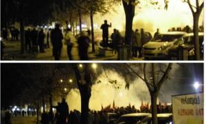 Πολυτεχνείο: Πεδίο μάχης η κεντρική πλατεία Ιωαννίνων - Τραυμάτισαν με καδρόνι αστυνομικό διευθυντή