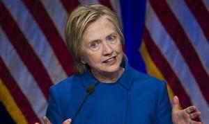Αγνώριστη η Χίλαρι: Τι έπαθε το πρόσωπό της μετά την ήττα από τον Τραμπ; (video+pics)