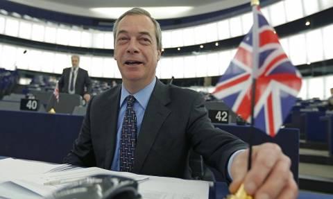 Με χρήματα της ΕΕ χρηματοδότησε την καμπάνια υπέρ του Brexit ο Φάρατζ!