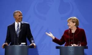 Μέρκελ - Ομπάμα: «Σιγή ιχθύος» για το ελληνικό χρέος