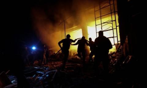 «Σφυροκοπούν» το Χαλέπι: Τέταρτη ημέρα σφοδρών βομβαρδισμών και μαχών