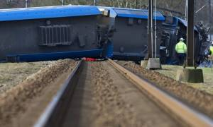 Ολλανδία: Εκτροχιασμός τρένου με πολλούς τραυματίες